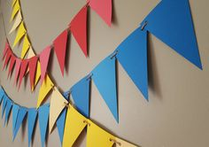 circus birthday banners * carnival birthday banners * red blue and yellow banners * photo prop * birthday decor * circus baby shower by declanandsmith on Etsy Circus First Birthday, First Birthday Photos, Blue Birthday, Superhero Birthday Party, Carnival Birthday, Birthday Party Themes, Birthday Table, Birthday Cakes, Birthday Recipes