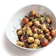 Smoked Potato Salad | MyRecipes.com