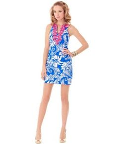 55947cd5e57 LILLY PULITZER - AUGUSTA SHIFT Resort Wear For Women