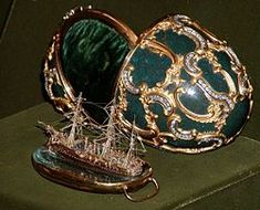 Karl Faberge was a Russian jeweler, best known for the famous Imperial Easter eggs or Faberge eggs, made of precious metals and gemstones. Alexandra Feodorovna, Tsar Nicolas Ii, Fabrege Eggs, Objets Antiques, Egg Designs, Imperial Russia, Egg Art, Moscow, Saint Petersburg