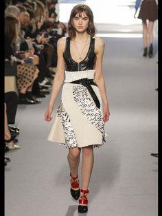 Le défilé Louis Vuitton Automne-Hiver 2014-2015