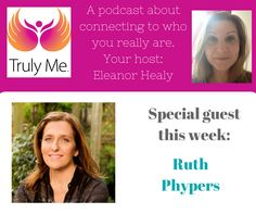 New podcast: Loving What Is with Ruth Phypers  Ruth Phypers, my special guest this week, is a devoted Buddhist and yoga practitioner of 15 years and the author of Dragon King's Daughter: Adventures of a Sex and Love Addict which charts her personal recovery from addiction using a Buddhistphilosophy andpractice as its spiritual foundation. In our interview, Ruth gave a very candid and emotionally honest portrayal to finally love herself. Don't miss this episode!