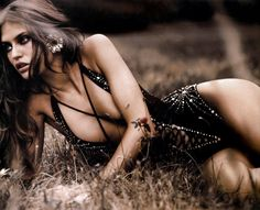 Morning Beauty | Bianca Balti by Greg Kadel. Originally published in Numéro (Issue #67, October 2005), scans by MODA