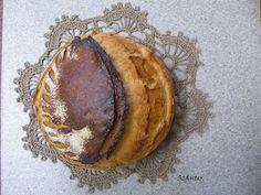 Szánter blogja.: Tálban sütött cipó.