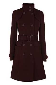 Melton Trench Coat: A signature piece that never goes out of fashion, the trench coat is a wardrobe saviour! Get yours now at: http://www.warehouse.co.uk/melton-trench-coat./all/warehouse/fcp-product/4223057146