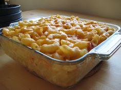 In the Kitchen with Reebs: Favourite Mac and Cheese