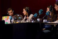Días de #Radio 2014 en #EscuelaCES con #PepaBueno