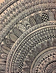 40 Simple Mandala Art Pattern And Designs - Free Jupiter Mandala Doodle, Doodle Zen, Mandala Art Lesson, Doodle Art Drawing, Zentangle Drawings, Mandala Drawing, Doodles Zentangles, Art Drawings, Pencil Drawings