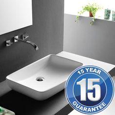 I like these basin taps Basin Sink Bathroom, Basin Taps, Wet Rooms, Contemporary Ceramics, Countertops, Simple, Bathroom Ideas, Home Decor, Ebay