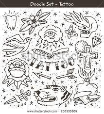 Resultado de imagem para traditional tattoo black and white