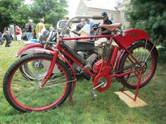 1907 Indian Counterdrive Single – Indian Motocycle Day: July 21, 2013