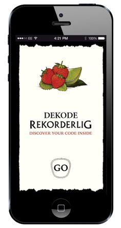 App Campaign for Rekorderlig Cider for Saatchi&Saatchi on Behance (multiple authors of this project)  See the full campaign here: https://www.behance.net/gallery/Rekorderlig-Cider-Concept-Campaign-for-Saatchi-Saatchi/15136305