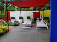 Mondrian, Jardin Jardin Paris 2011