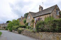 Cotswold cottages Adlestrop -325
