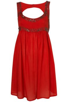 fabulous red dress