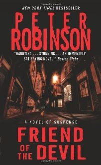 Friend of the Devil: A Novel of Suspense by Peter Robinson