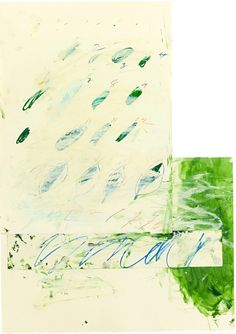 loverofbeauty:  Cy Twombly.