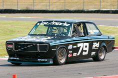 Volvo 142 Race Car