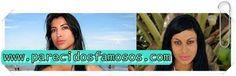 Parecidos con famosos: Brasileña Priscila Pires con Tatiana Delgado