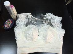 Bridal Bridal, Lace, How To Wear, Beauty, Tops, Dresses, Women, Fashion, Vestidos