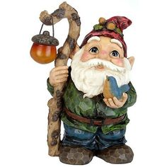 Tropix Garden Gnome With Lantern by Tropix, U$17.99