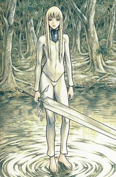 Clare - Claymore Wiki