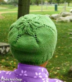 Little Flower Hat