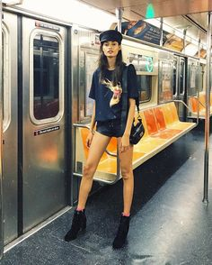 "Gizele Oliveira på Instagram: ""Nyc life  #newyork #style #"""