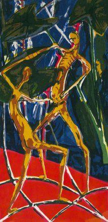 Bruce Onobrakpeya works | Gallery of African Art