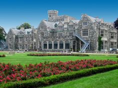 Long Island's Gold Coast Mansions: Hempstead House