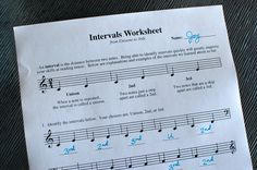 loads of piano worksheets!