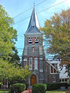 Christ Church St. Michaels MD