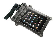 Wasserdichte und stabile Tasche von Aquapac, in der Sie Ihr iPad, den E-Book-Reader, Strandutensilien oder auch eine Karte verpacken können. Alle Geräte bleiben dank klarer Folie bedienbar. Bei globetrotter.de