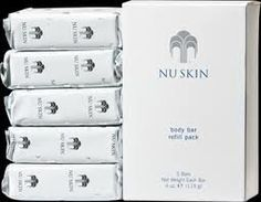 Nuskin Nu Skin Body Bar (5 pack) by NuSkin/ Pharmanex. $54.99. Leaves skin fresh and clean. Great for the entire family.