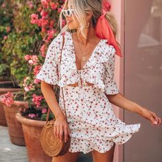 Outfits for spain, casual summer outfits, summer dresses, spring Outfits For Spain, Casual Summer Outfits, Spring Outfits, Summer Dresses, Vestidos Vintage, Mode Outfits, Fashion Outfits, Outfit Chic, Looks Chic