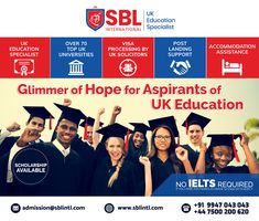 SBL International is the Best Overseas Education Consultant in Calicut. We offers you the Best Study in UK programs for International Students all over the world. We assist the students in their Study Abroad dreams along with delivering quality. Overseas Education, Ielts, Study Abroad, University, Student, Community College, Colleges