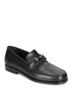Asola Leather-trimmed Suede Penny Loafers - BlueErmenegildo Zegna kei4SXN9F3
