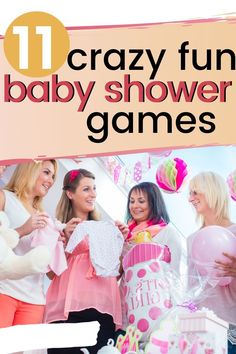 I love these fun baby shower games! If you're looking for funny baby shower games guests will actually enjoy playing, this is the list you need! Play these 11 hilarious baby shower games and yours will be the best baby shower ever! #babyshowergames #funnybabyshowergames #babyshower #pregnancy Fun Baby, Baby Shower Fun, Mom And Baby, Baby Showers, Pregnancy Advice, Pregnancy Health, Pregnancy First Trimester, Birthing Classes, Baby Shower
