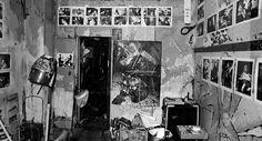 Penny Lane's Friseursalon (Doppelbelichtung), Ausstellung von Anno Dittmer