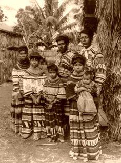 North America: Seminole Indians indigenous to Florida