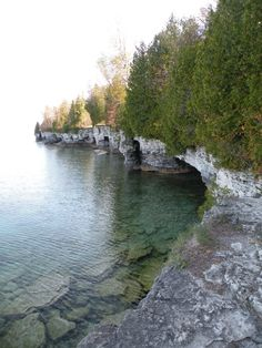 Cave Point...my one must see every time in Door County