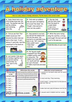 A collection of English ESL reading comprehension exercises reading-comprehension-activities to teach about Comprehension Exercises, Reading Comprehension Skills, Reading Skills, Comprehension Worksheets, Reading Worksheets, Mini Reading, English Reading, English Lessons, Learn English