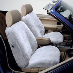 Blue Ribbon 3 Star Semi Custom Sheepskin Seat Covers - Best Price on Sheep Skin Seat Covers