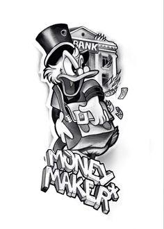 Half Sleeve Tattoo Stencils, Half Sleeve Tattoos Forearm, Chicano Tattoos Sleeve, Half Sleeve Tattoos Designs, Cool Forearm Tattoos, Catrina Tattoo, Clown Tattoo, Tattoo Design Drawings, Tattoo Designs