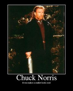 I love these Chuck Norris isms