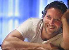 Oh, this?....This is just like the best picture of Bradley Cooper ever. No biggie.