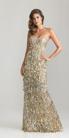 Fringe Dress ➳ Love ❤