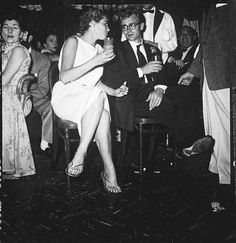 James Dean & Ursula Andress