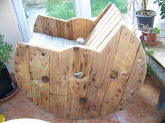 Rocking chair touret Instructions de montage...