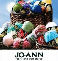 JoAnn Craft Store Coupons: 50% off 1 item + more! {thru 9/22}
